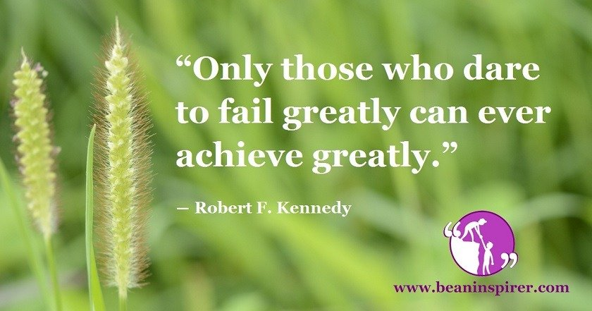 Taking Risks In Life Let You Achieve More