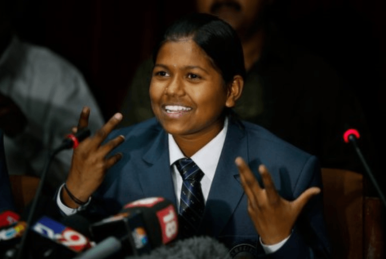 Poorna Malavath – The Youngest Girl To Successfully Climb Mt. Everest