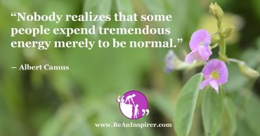 Why Acceptance is the Right Definition of Being Normal?