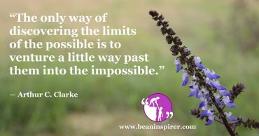 Far and Beyond the Impossible!