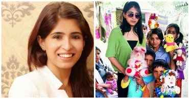 Rashi Anand – The Young Social Activist who had Started Working for the Betterment of the Unprivileged People