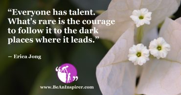 Develop The Strength In You Along With Talent To Succeed
