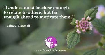 How Leader Should Motivate Others