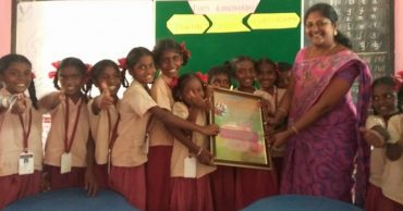 Smart English Learning in a Government School – Annapurna Mohan's Passionate Attempt to Modernize Village Education