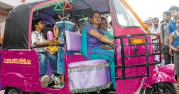 Behold the Female Rickshaw Drivers of Mumbai – All Set to Defy Gender Inequality