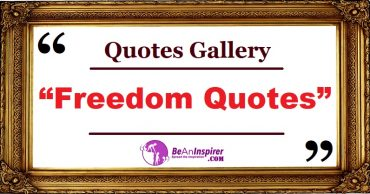 Freedom Quotes and Sayings with Nature Photographs [Quotes Gallery]