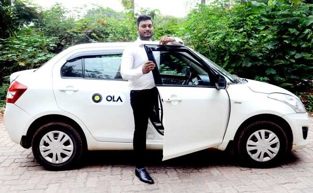 Sunil K – This Ola Cab Driver's Kind Gesture is Winning Hearts All Over