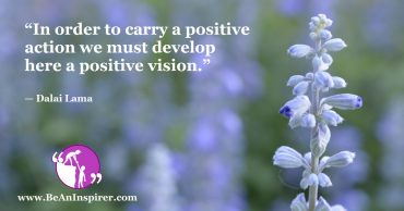 An Optimistic Vision Leads To Successful Mission