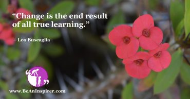 True Learning: The Aid For Betterment
