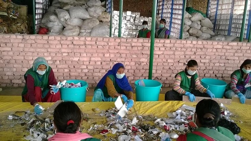 Once-a-ragpicker-now-santu-feeds-160-families-Be-An-Inspirer