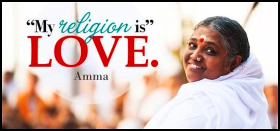 My-religion-is-love-by-Amma-Be-An-Inspirer