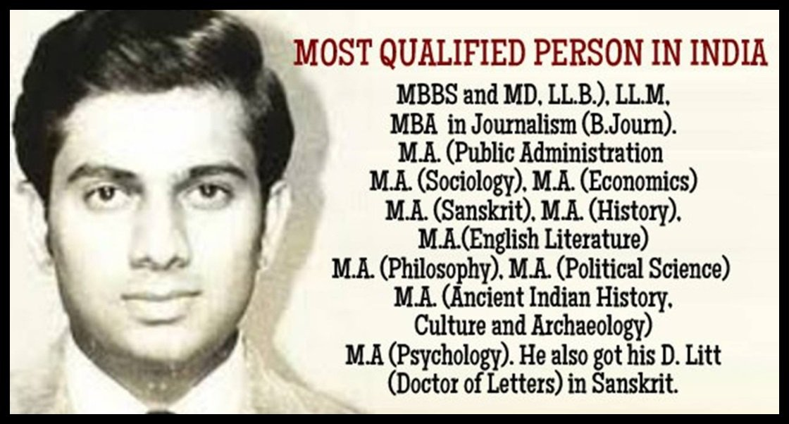 Shrikant-Jichkar-most-qualified-person-in-India-Be-An-Inspirer