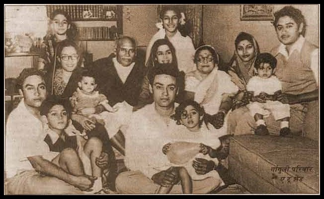 Ashok-Kumar-with-his-family-members-Be-An-Inspirer