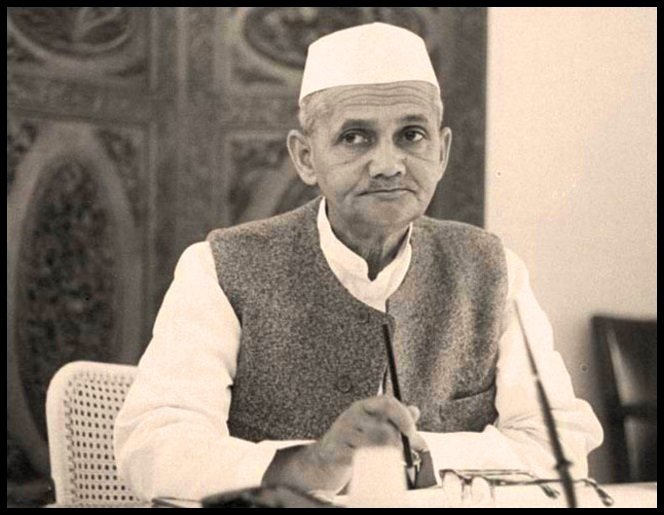 Lal Bahadur Shastri - The Man of Peace