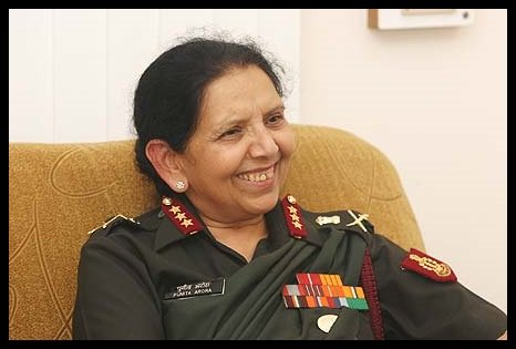 Punita-Arora-First-Woman-Lieutenant-General-of-Indian-Army-Be-An-Inspirer