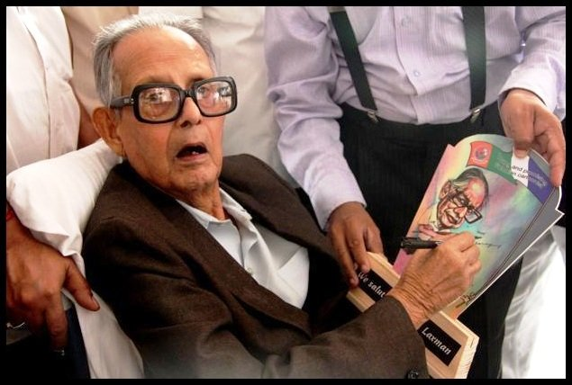 R.-K.-Laxman-The-Common-Man-cartoonist-of-India-Be-An-Inspirer