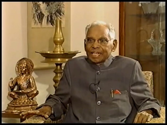Vision-of-Indias-10th-President-K-R-Narayan-Be-An-Inspirer