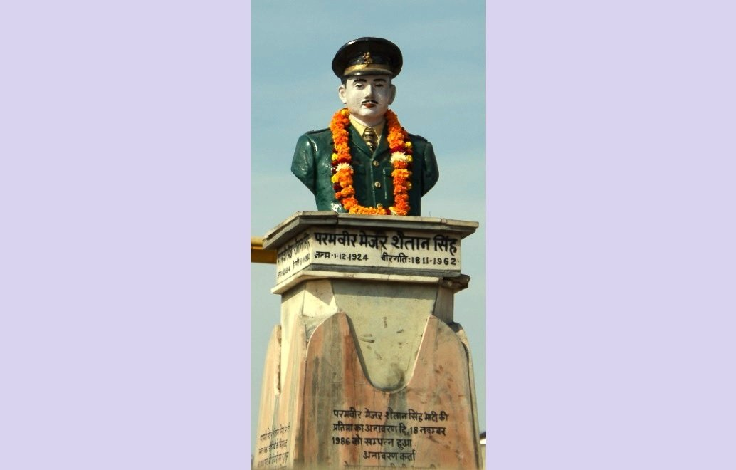Indias-War-hero-Major-Shaitan-Singh-Bhati-Be-An-Inspirer