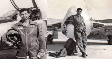 The Fighter Pilot, Air Marshal Denzil Keelor who Flew with Pride