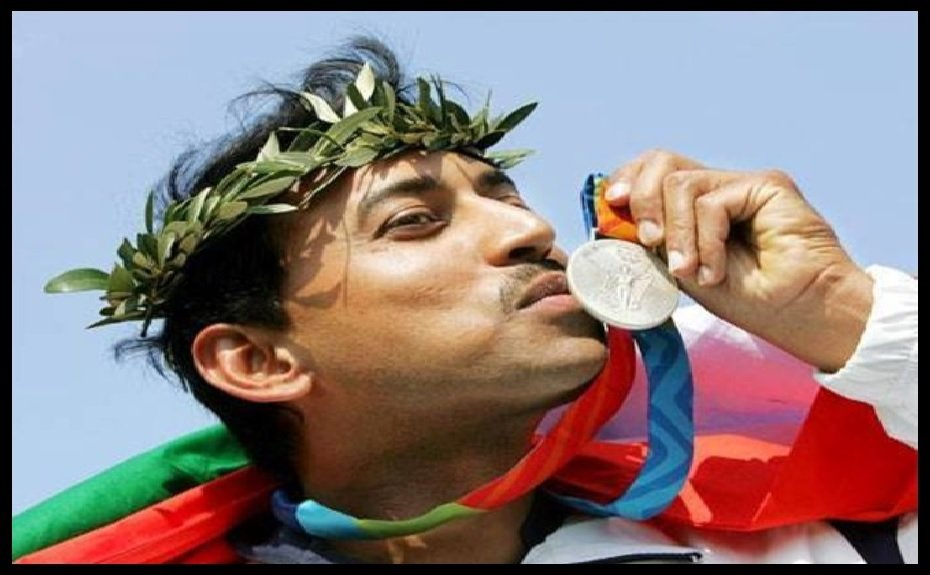 Proud-moment-when-Rajyavardhan-Singh-Rathore-won-Silver-Medal-at-Athens-Olympic-Games-in-2004-Be-An-Inspirer