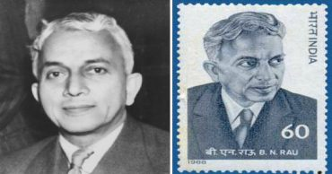 Sir Benegal Narsing Rau – The First Indian To Become A Judge at the International Court of Justice