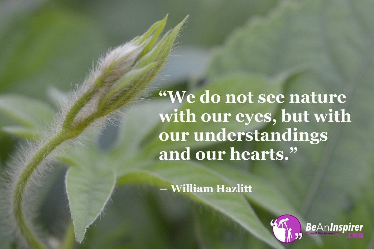We-do-not-see-nature-with-our-eyes-but-with-our-understandings-and-our-hearts-William-Hazlitt-Nature-Quote-Be-An-Inspirer