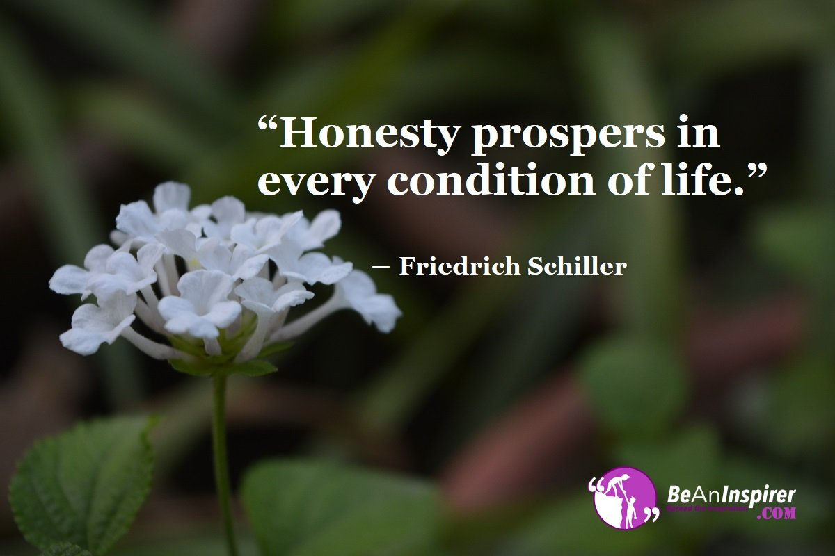 Honesty-prospers-in-every-condition-of-life-Friedrich-Schiller-Honesty-Quotes-Be-An-Inspirer