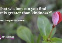 Bringing Kindness Everyday. Show Loving Kindness To Yourself