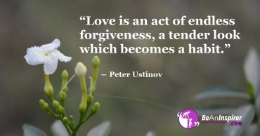 Release Yourself. Forgive Forever. Do It For Love's Sake