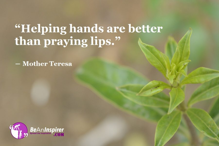 Ways To Be Helping Hands To Others