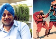 The First Indian to Climb Mount Everest