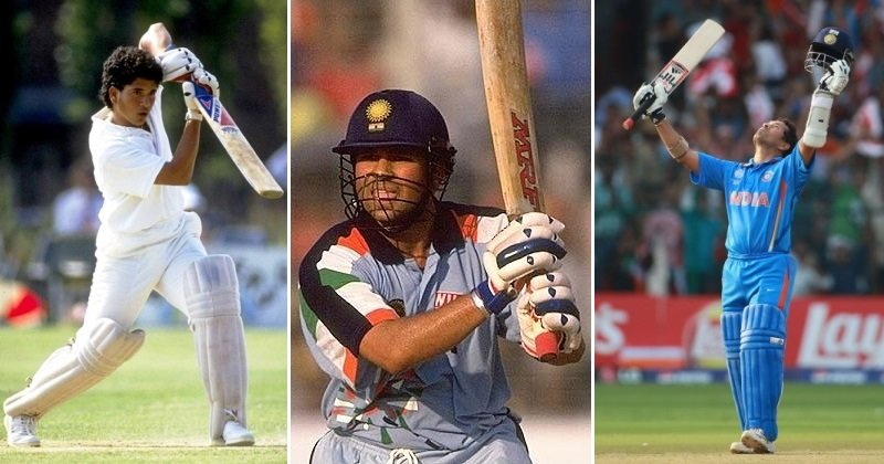 Sachin Tendulkar – First Indian To Score 30,000 Runs In All Forms Of Domestic And International Cricket