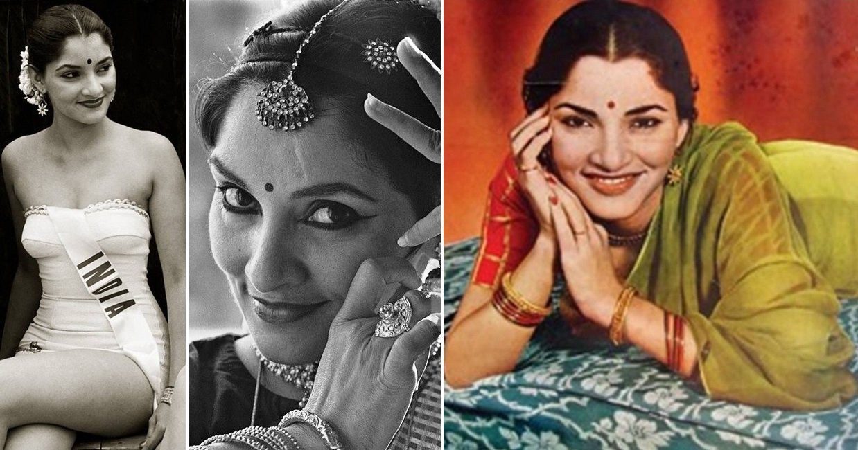 Indrani Rahman – First Miss India to Participate in Miss Universe Contest in 1952