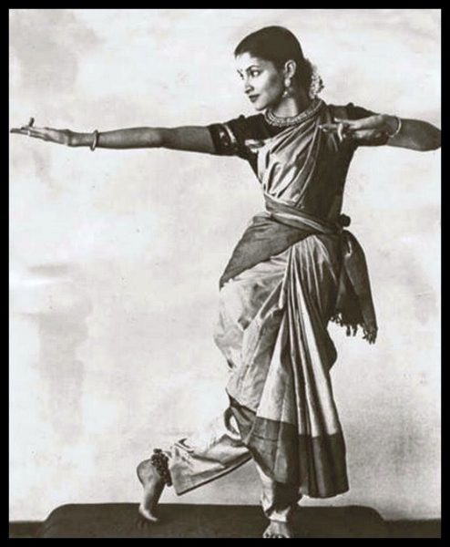 Indrani Rahman - Indian Classical Dancer of Bharata Natyam