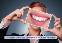 """""""Straight Teeth and Confidence Go Hand in Hand"""""""