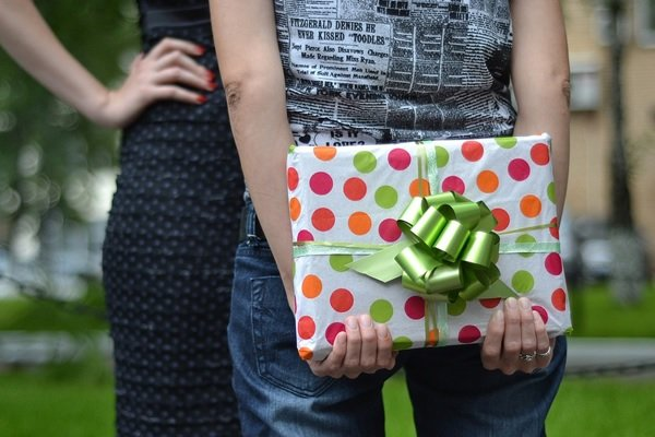 1. Give them Personalized Gifts