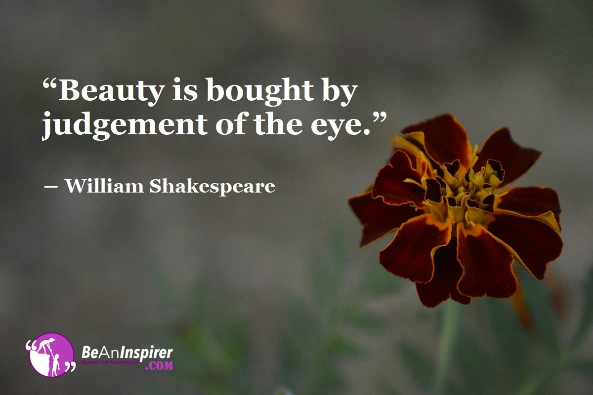 What Is The True Meaning Of 'Beauty Is In The Eye Of The Beholder?'
