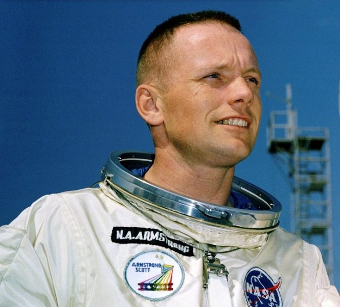 First Man On Moon - Neil Alden Armstrong