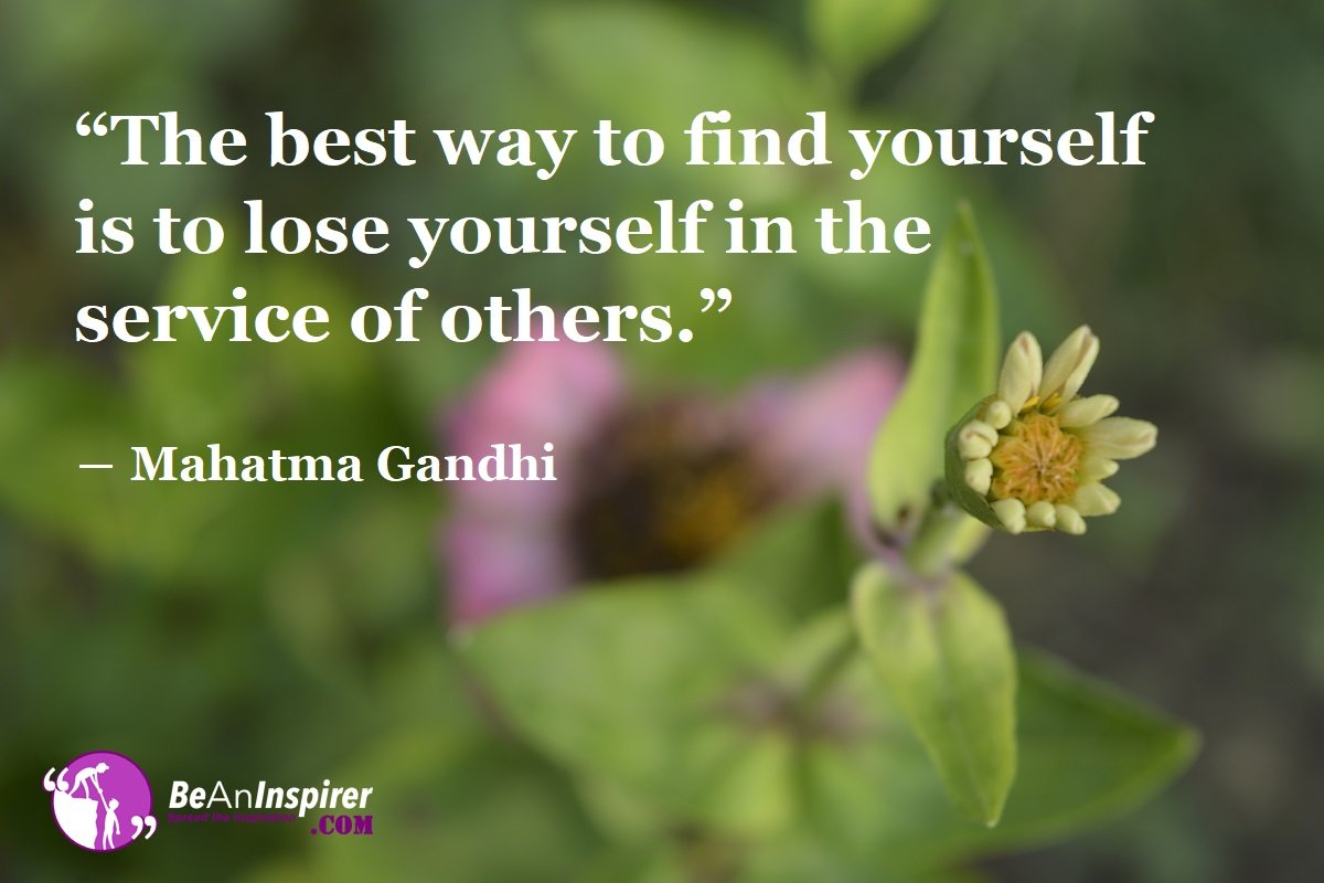 Restore Your Belief in Humanity with these Powerful Quotes by Mahatma Gandhi