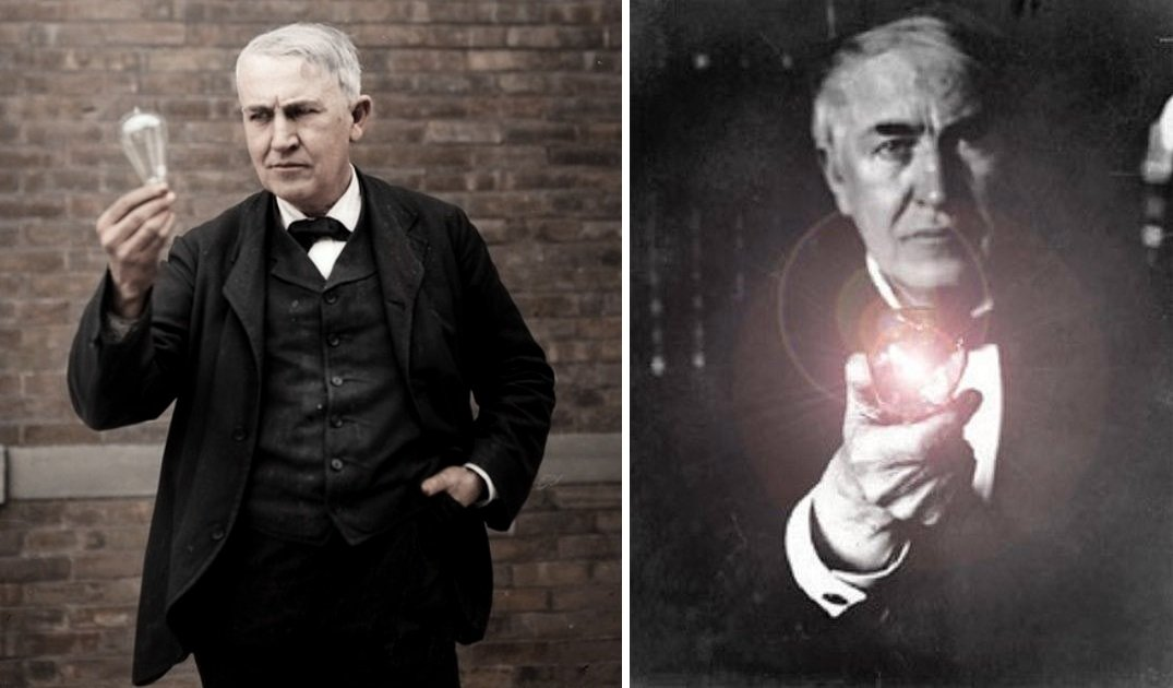 Inventor of Electric Light Bulb