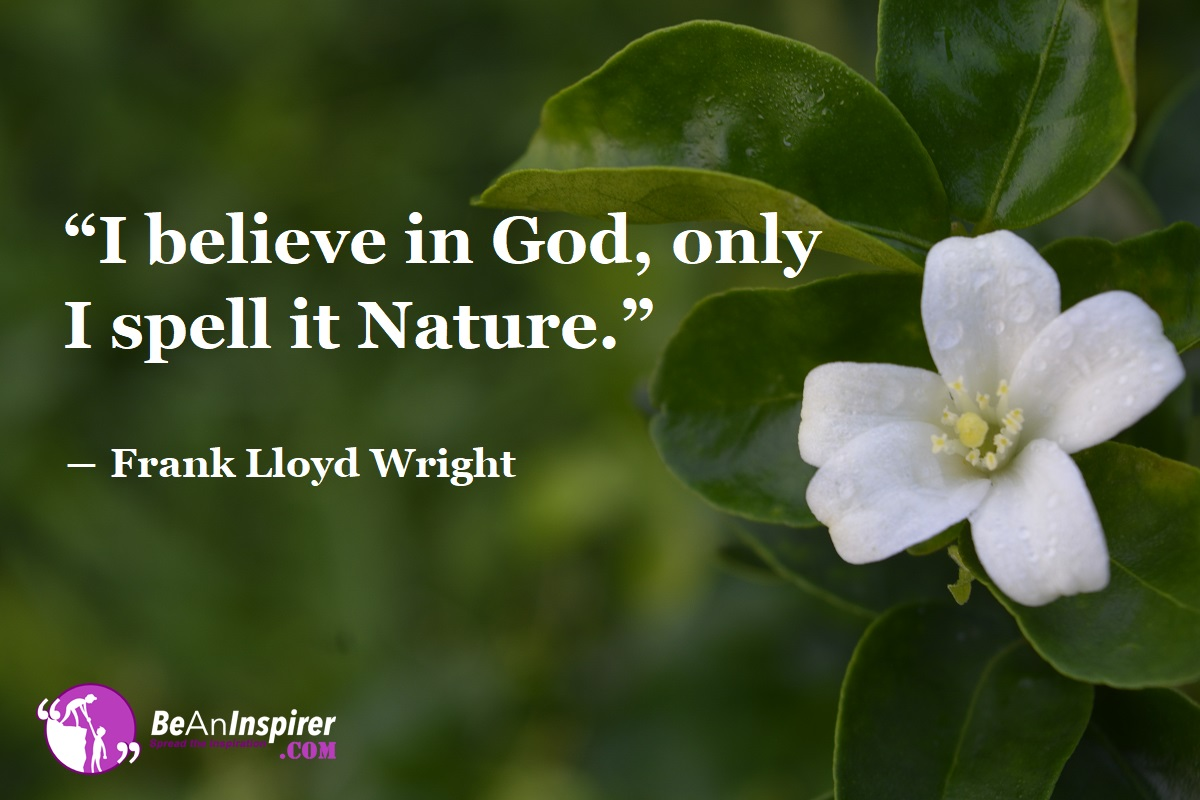 How Nature Reminds Us of God - 3 Ways to Find God in Nature