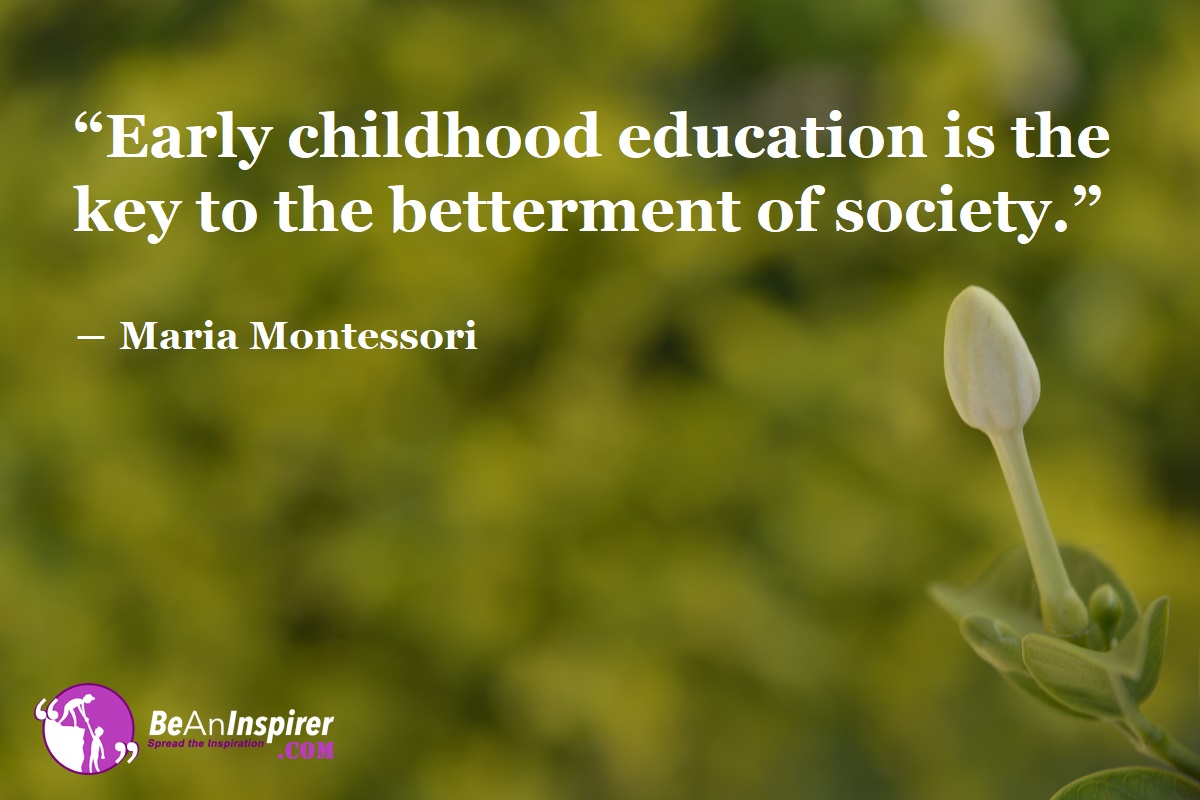 3 Key Ingredients To Early Childhood Education and Why It's Important