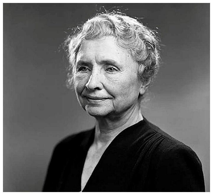 Helen Keller - Famous Quotes and Facts